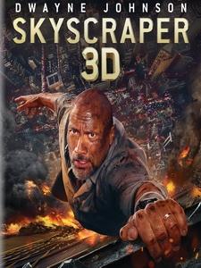 [英] 摩天大樓 3D (Skyscraper 3D) (2018) <快門3D>[台版]