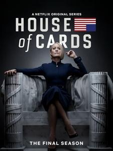 [英] 紙牌屋 第六季 (House of Cards S06) (2018) [Disc 1/2][台版字幕]
