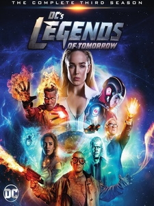 [英] 明日傳奇 第三季 (Legends of Tomorrow S03) (2017) [Disc 2/2]