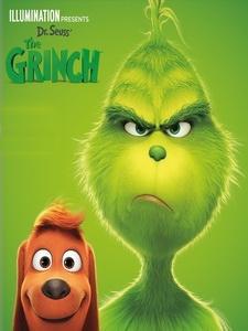 [英] 鬼靈精 3D (The Grinch 3D) (2018) <2D + 快門3D>[台版]