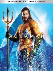 [英] 水行俠 (Aquaman) (2018)[台版]