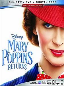[英] 愛‧滿人間 (Mary Poppins Returns) (2018)[台版]