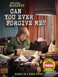 [英] 她的偽造遊戲 (Can You Ever Forgive Me?) (2018)[台版字幕]