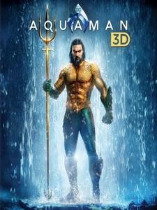 [英] 水行俠 3D (Aquaman 3D) (2018) <快門3D>[台版]