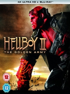 [英] 地獄怪客 II - 金甲軍團 (Hellboy 2 - The Golden Army) (2008)[台版]
