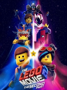 [英] 樂高玩電影 2 (The Lego Movie 2 - The Second Part) (2019)[台版]