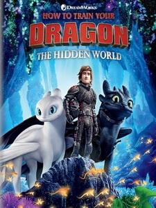 [英] 馴龍高手 3 3D (How to Train Your Dragon - The Hidden World 3D) (2018) <快門3D>[台版]