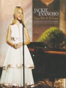 小賈姬(Jackie Evancho) - Dream With Me in Concert 演唱會