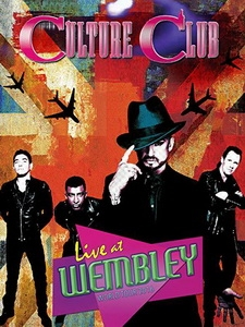文化俱樂部(Culture Club) - Live at Wembley World Tour 2016 演唱會