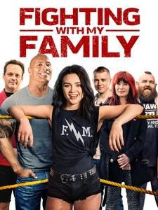 [英] 我和我的摔角家庭 (Fighting with My Family) (2019)[台版字幕]