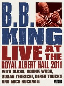 比比金(B.B. King) - Live at the Royal Albert Hall 演唱會