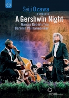 小澤征爾 格甚溫之夜 (Seiji Ozawa conducts A Gershwin Night)