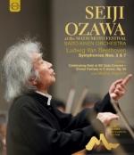 小澤征爾在小澤征爾松本音樂節 齋藤紀念管弦樂團 (Seiji Ozawa Matsumoto Festival - Beethoven Symphonies Nos. 2 & 7 & Bonus: Beethoven Choral Fantasie)