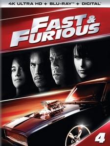 [英] 玩命關頭 4 (Fast And Furious) (2009)[台版]