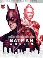[英] 蝙蝠俠 4 - 急凍人 (Batman And Robin) (1997)[台版]