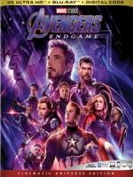 [英] 復仇者聯盟 4 - 終局之戰 (Avengers - Endgame) (2019)[台版]