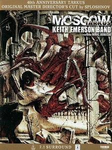 Keith Emerson Band - Moscow Tarkus 演唱會