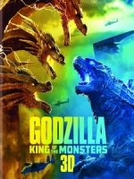 [英] 哥吉拉II - 怪獸之王 3D (Godzilla - King of the Monsters 3D) (2019) <2D + 快門3D>[台版]