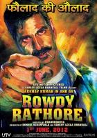 [印] 熱血無賴/無賴正義 (Rowdy Rathore) (2012)