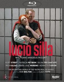 Mozart-Lucio Silla 歌劇
