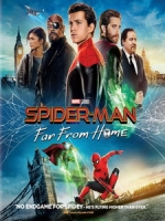 [英] 蜘蛛人 - 離家日 3D (Spider-Man - Far From Home 3D) (2019) <快門3D>[台版]