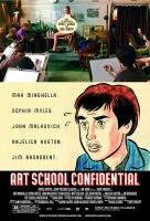 [英] 校園秘密檔案 (Art School Confidential) (2006) [台版字幕]
