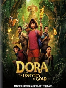 [英] 朵拉與失落的黃金城 (Dora and the Lost City of Gold) (2019)[台版]