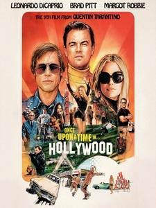 [英] 從前,有個好萊塢 (Once Upon a Time In Hollywood) (2019)[台版]