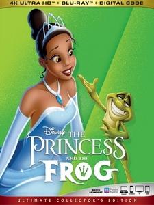 [英] 公主與青蛙 (The Princess and the Frog) (2009)[台版]