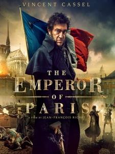 [法] 巴黎之王 - 闇黑正義 (The Emperor of Paris) (2018)[台版字幕]