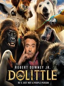 [英] 杜立德 (Dolittle) (2020)[台版字幕]