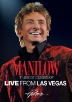 [英] Barry Manilow - Live From Las Vegas (2005) [搶鮮版]