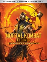 [英] 真人快打 - 魔蠍的復仇 (Mortal Kombat Legends - Scorpions Revenge) (2020)[台版字幕]