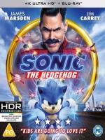 [英] 音速小子 (Sonic the Hedgehog) (2019)[台版]