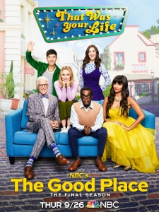 [英] 良善之地 第四季 (The Good Place S04) (2019) [台版字幕]