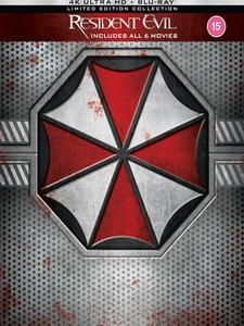 [英] 惡靈古堡 (Resident Evil) (2002)[台版]