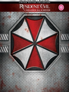 [英] 惡靈古堡 2 - 啟示錄 (Resident Evil - Apocalypse) (2004)[台版]