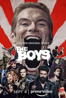 [英] 黑袍糾察隊第二季 (The Boys S02) (2020) [台版字幕]