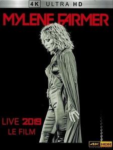 瑪蓮法莫(Mylene Farmer) - The Film 2019 演唱會